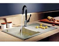 Гранитная кухонная мойка  780*500 мм  VIGA 3Т  цвета в ассортименте