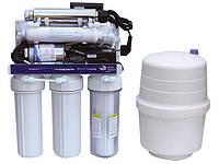 6-ступенчатая система ОС с насосом + UV