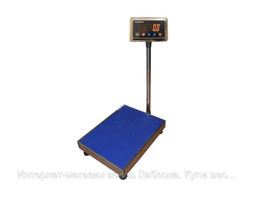 Весы товарные электронные ВЭСТ 150 ЕМ. Економ