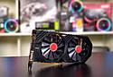 """Видеокарта XFX Radeon RX 580 GTS Black Edition 8GB 256bit (RX-580P8DBD6) """"Over-Stock"""" Б\У, фото 2"""
