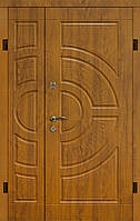 Полуторные входные двери на улицу в наличии Arma™ модель 304 тип 3
