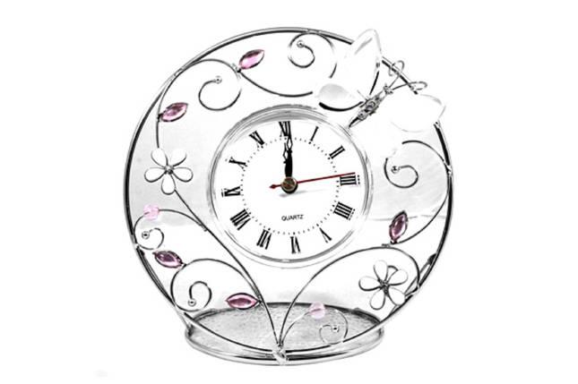 Часы Charme De Femme Зеркальная бабочка (300-CK), фото 2