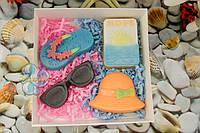 """Подарочный набор мыла """"Море женский"""", фото 1"""