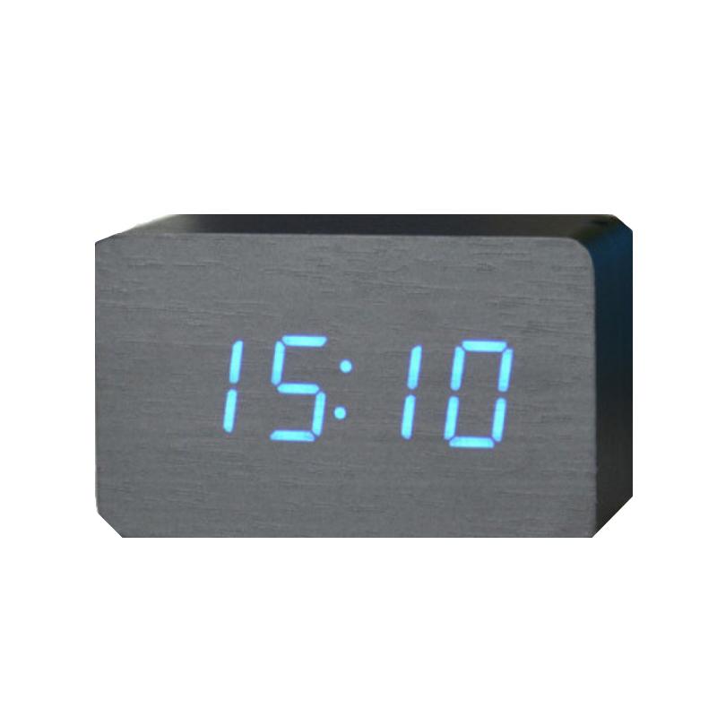 Настольные часы VST 863-5 Черные (14-VST-863-5)