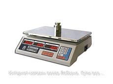 Весы торговые электронные ВТНЕ 15т1-2. Бюджетная серия