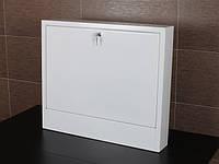 Коллекторный ящик наружный (белый глянец)
