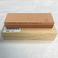 Водный двухсторонний абразивный точильный камень в футляре (280/400 зерно), Pfeil W 400