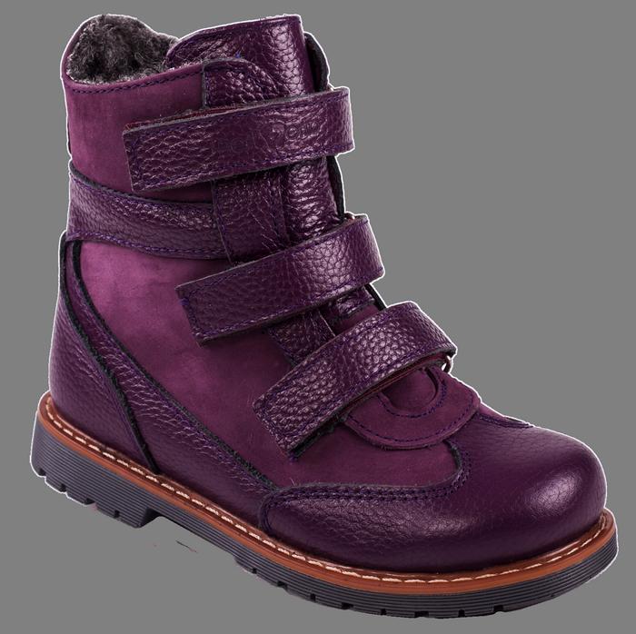 Ортопедические ботинки  зимние М-760 р.31-36