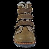 Зимние ортопедические детские ботинки 06-756 р-р. 21-36, фото 5
