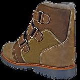 Зимние ортопедические детские ботинки 06-756 р-р. 21-36, фото 6