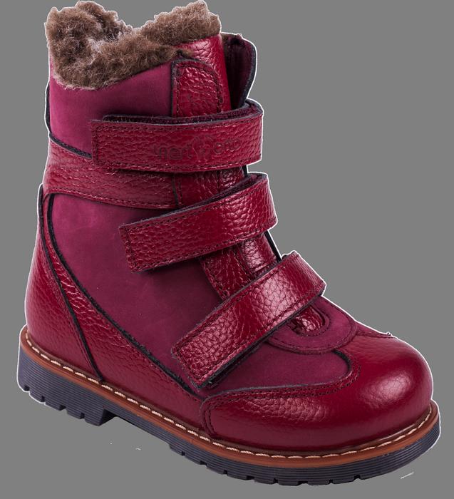 Ортопедические ботинки  зимние М-757 р. 21-30