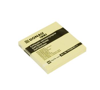 Блок бумаги для заметок Donau Eco 76х76 мм, 100 шт