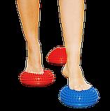 Півсфера масажна балансувальна 2 шт. в коробці, фото 2