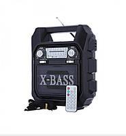 Радио RX 688 BT,  Переносная колонка bluetooth, Аудиосистема бумбокс, Колонка с MP3 плеером