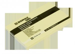 Блок бумаги для заметок Donau Eco 127х76 мм, 100 шт
