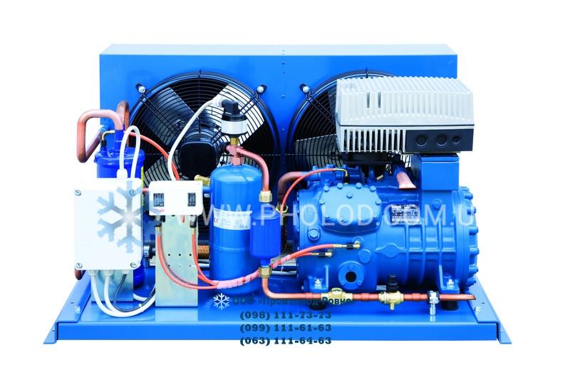 Компрессорно-конденсаторный агрегат Frascold LaBlu LB-Q728-0Y-2T