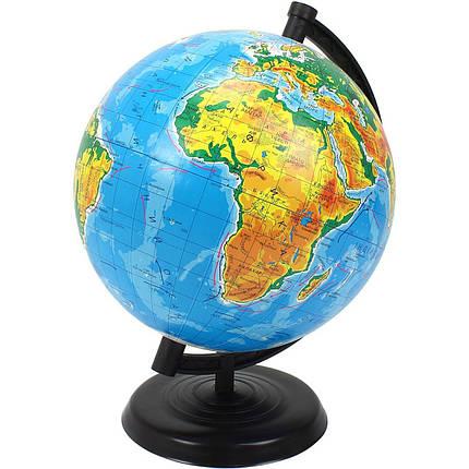 Глобус 220мм фізичний, фото 2