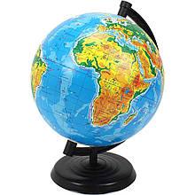 Глобус 220мм фізичний