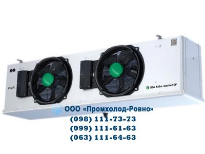 Кубический воздухоохладитель GEA Kuba SPBE 45-F53