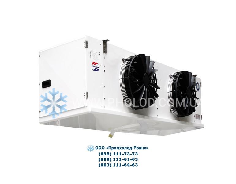 Кубический воздухоохладитель Guntner GHF 050.2H/27-ENS50.E