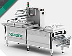 Пакувальне обладнання SCANDIVAC для цукерок