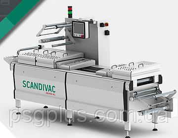 Упаковочное оборудование SCANDIVAC для конфет