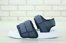Женские сандали  AD Grey. ТОП Реплика ААА класса., фото 2