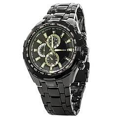 Мужские часы наручные Curren 8023 Black (3113-8669а)