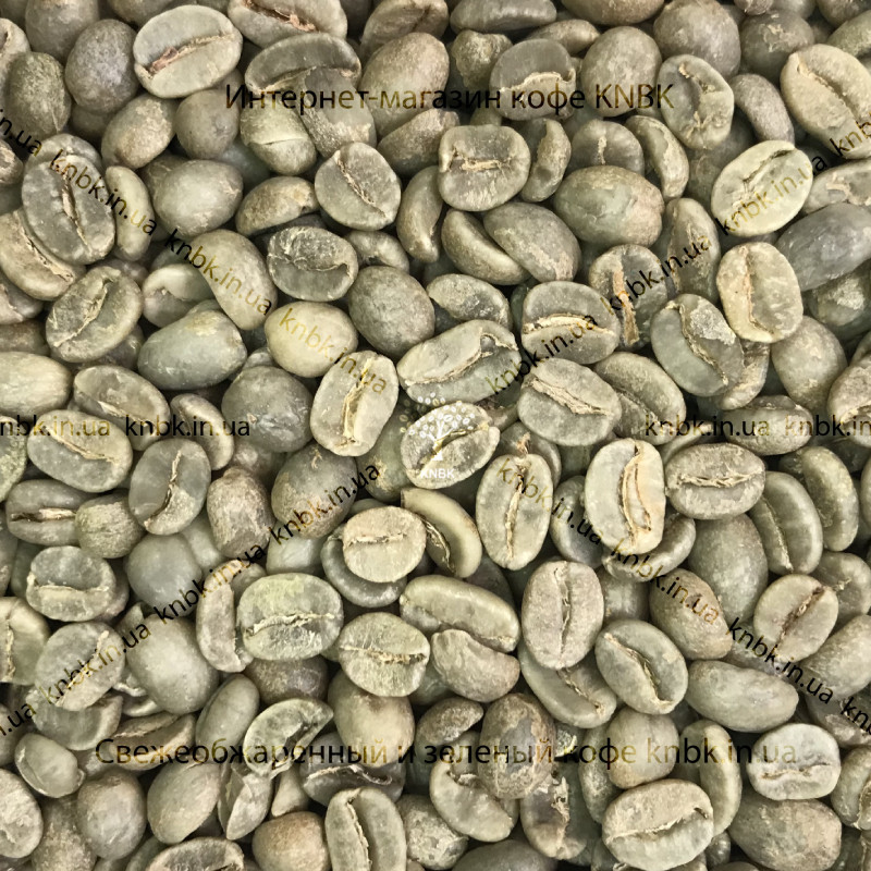 Арабіка Коста-Ріка (Арабіка Коста-Ріка) 200г. ЗЕЛЕНИЙ кава