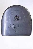 Каблук женский пластиковый 602 р.3  h-5 см., фото 3