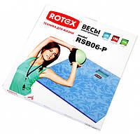 Весы напольные ROTEX RSB06-P