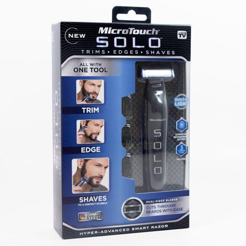Триммер для мужчин Micro Touch Solo