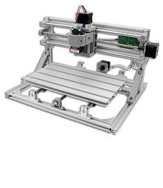 Универсальные лазерные фрезерно-гравировальные станки (шпиндель + лазер)