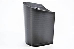 Каблук женский пластиковый 719 р.1-3  h-6,8-7,3 см., фото 3