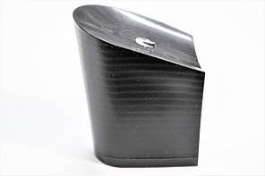 Каблук женский пластиковый 720 р.1-3  h-6,9-7,5 см., фото 2