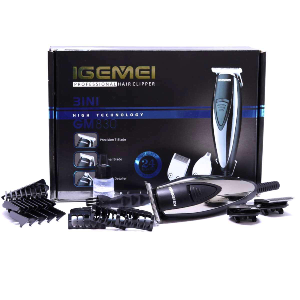 Профессиональная машинка для стрижки Gemei GM-830