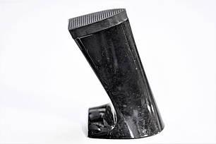 Каблук женский пластиковый 716 р.1-3  h-7-7,6 см., фото 2