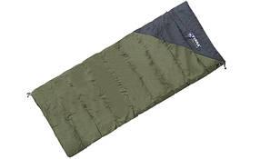 Спальный мешок Terra Incognita Campo 300 (синий/серый) хаки/серый