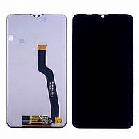 Дисплей для SAMSUNG M105 Galaxy M10 (2019) с чёрным тачскрином (ID:20422)