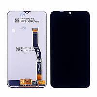 Дисплей для SAMSUNG M205 Galaxy M20 (2019) с чёрным тачскрином (ID:20421)