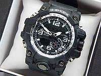 Наручные часы Casio G-Shock GG-1000 черные с серым, фото 1