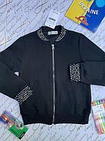 Детский кардиган для девочек от 6 до 14 лет., фото 1