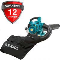 Бензиновая воздуходувка-пылесос SADKO BLV-260
