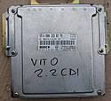 Блок управления двигателем Mercedes Vito W638 2,2 CDI A0001530379, фото 2