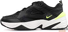 Чоловічі кросівки Nike M2K Tekno Black Volt AO3108-002, Найк М2К Текно