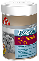 Вітаміни 8in1 Excel Multi Vitamin Puppy (для цуценят) 100шт.