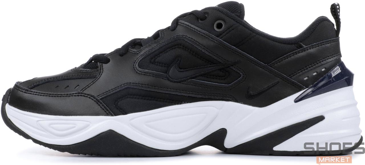 Мужские кроссовки Nike M2K Tekno Black Obsidian AO3108-003, Найк М2К Текно
