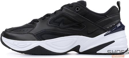 Мужские кроссовки Nike M2K Tekno Black Obsidian AO3108-003, Найк М2К Текно, фото 2