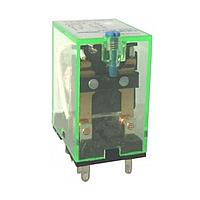 Промежуточное реле NJDC-17(D)/2Z LED, 10A, AC220V