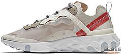 Женские кроссовки Nike React Element 87 Sail AQ1090-100